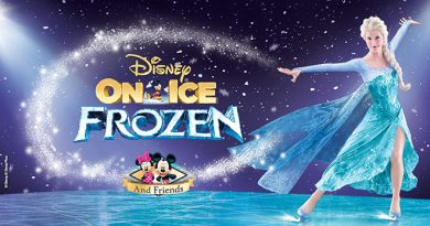 "MEDIA DAY ΤΟΥ ""Disney on Ice presents Frozen"""